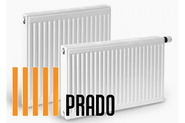 Стальные панельные радиаторы Prado