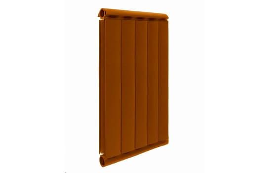 Алюминиевый Дизайн радиатор SILVER S 1000 цвет по каталогу RAL