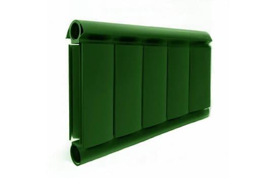Алюминиевый Дизайн радиатор SILVER S 200 цвет по каталогу RAL