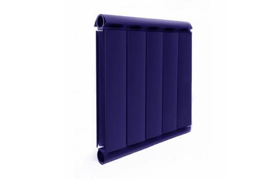 Алюминиевый Дизайн радиатор SILVER S 500 цвет по каталогу RAL