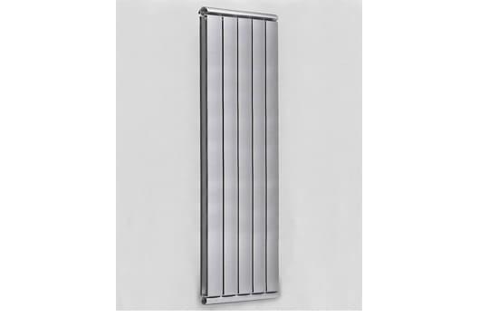 Алюминиевый Дизайн радиатор SILVER S 1500 темное серебро муар