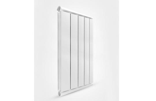 Алюминиевый Дизайн радиатор SILVER 1000 белый
