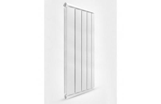 Алюминиевый Дизайн радиатор SILVER 1200 белый