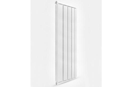 Алюминиевый Дизайн радиатор SILVER 1500 белый