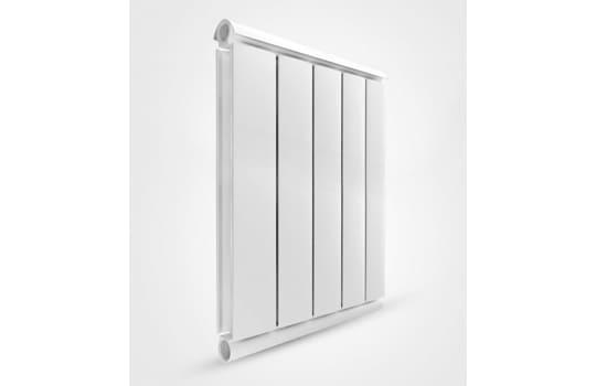 Алюминиевый Дизайн радиатор SILVER 750 белый